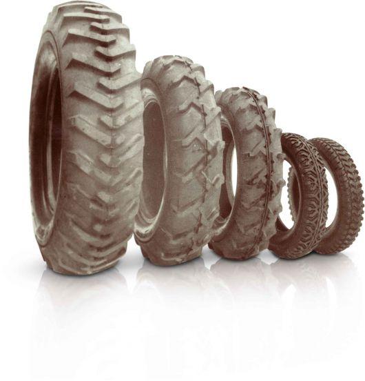 Reifenrunderneuerung Reifen Huber vom Taxiunternehmen zum Global Player